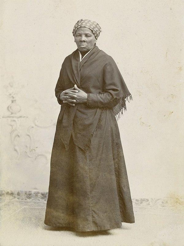 Gambar: Harriet Tubman