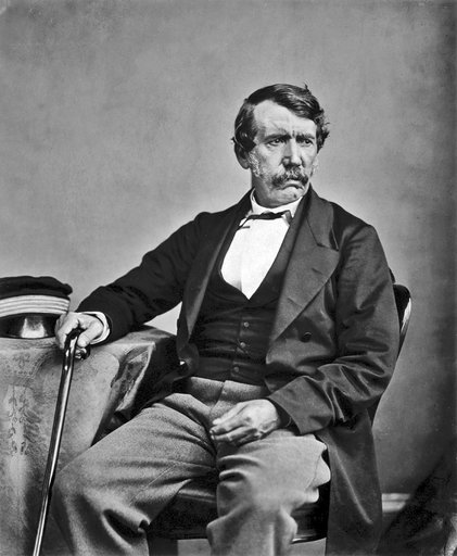 Gambar: David Livingstone