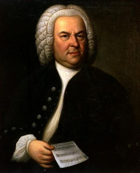Gambar: Johann Sebastian Bach