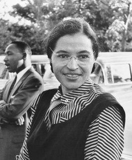 Gambar: Rosa Parks