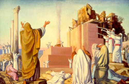 Membangun Bait Allah