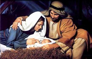 Yesus di palungan