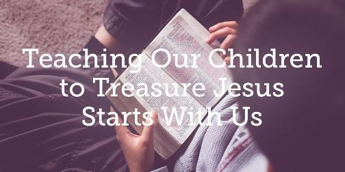 Mengajar anak mengenal Yesus dimulai dari diri sendiri