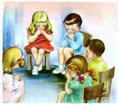 Gambar: anak berdoa