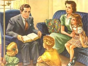 Gambar: mengajarkan Injil