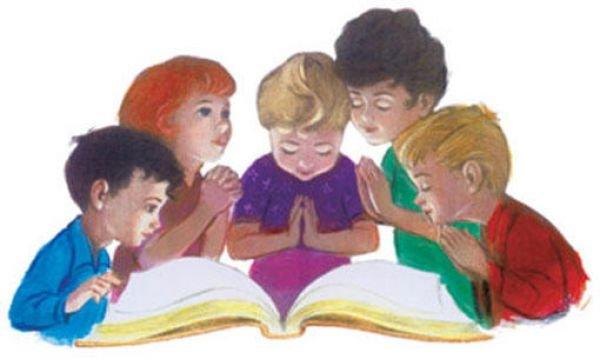 Gambar: Alkitab dan anak
