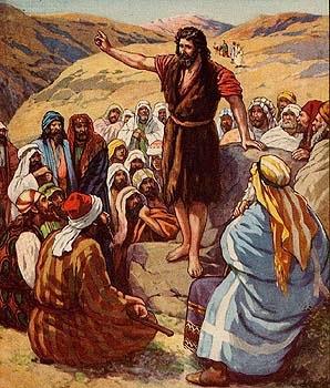 Gambar: Yohanes Pembaptis