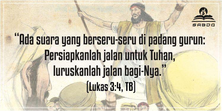 Lukas 3:4, TB