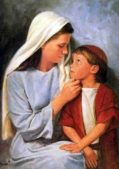 Gambar: Bunda Maria