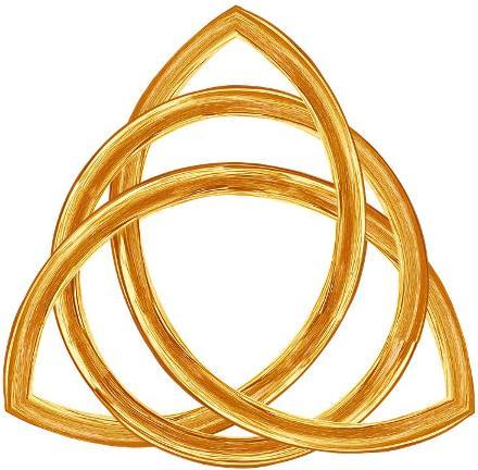 Gambar: Simbol Tritunggal