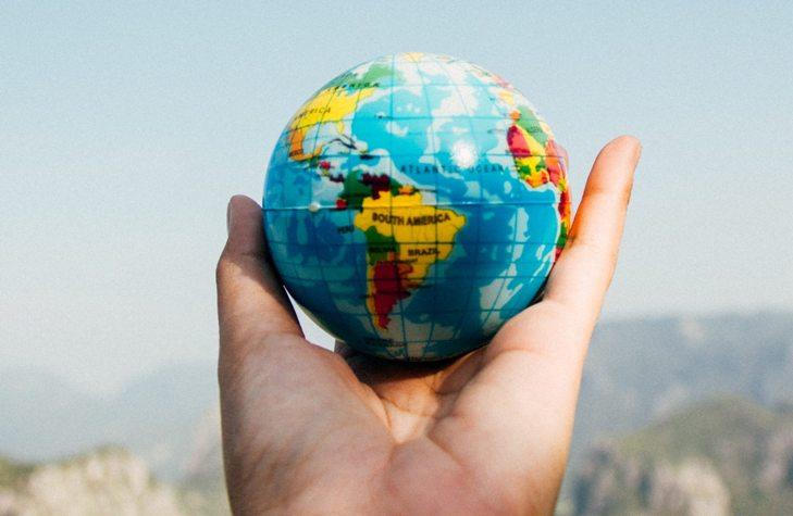 Gambar: Bola Dunia