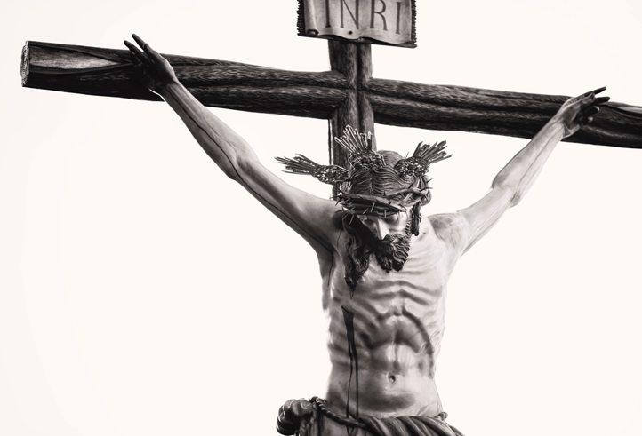 Gambar: Yesus membayar dosa-dosa kita di atas salib