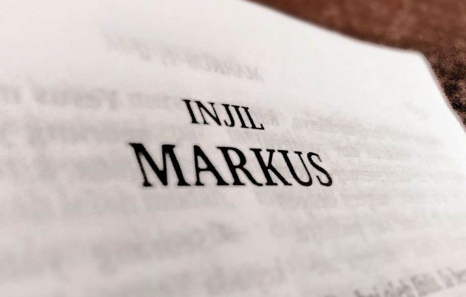 Gambar: Injil Markus