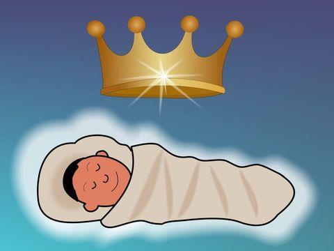 Gambar: Yesus sang Raja