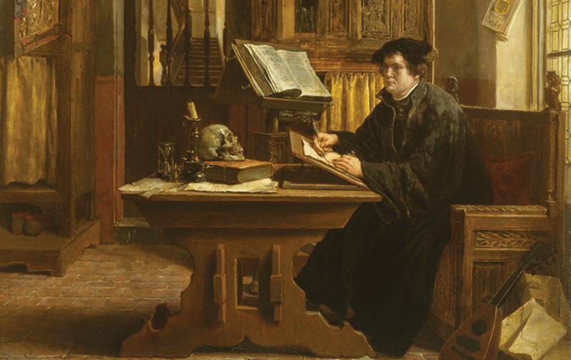 Pergumulan Martin Luther