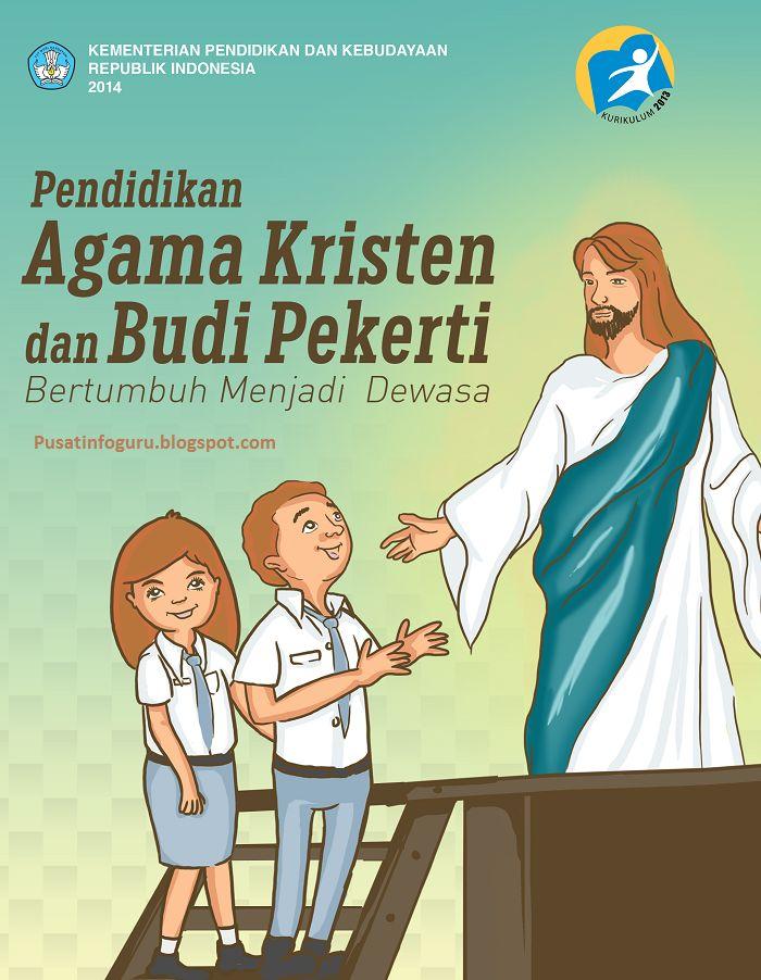 Gambar: Buku kurikulum PAK 2013