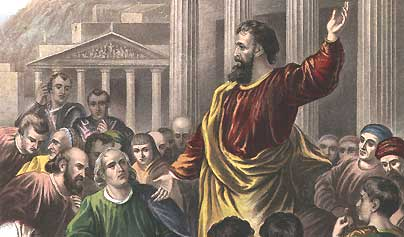Pelayanan Paulus