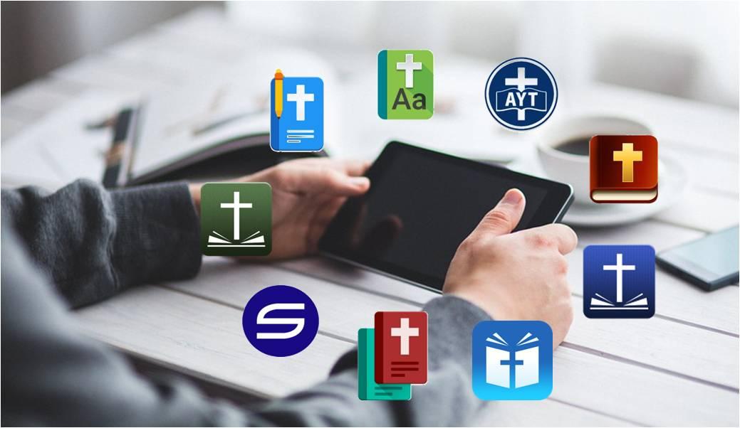 Gambar: Pelayanan Kristen digital