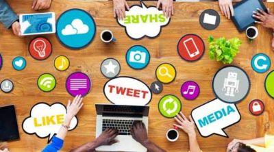 Gambar: media sosial dan remaja