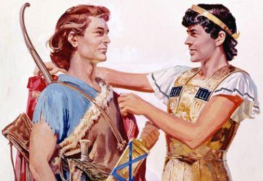 Daud dan Yonatan