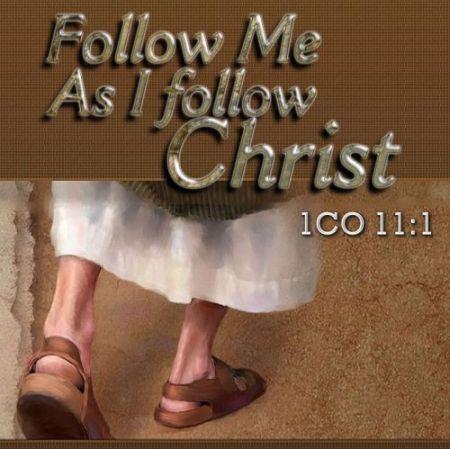 Gambar: Mengikut Yesus