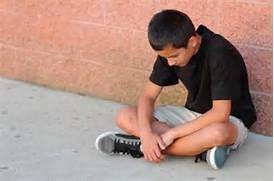 Gambar: Remaja menyendiri