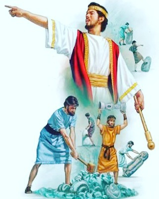 Gambar: Raja Yosia