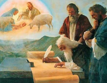 Gambar: Nabi Yesaya
