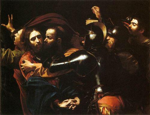 Gambar: Yesus ditangkap