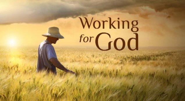Gambar: Ladang Tuhan