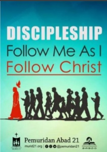 Follow me as I follow Jesus