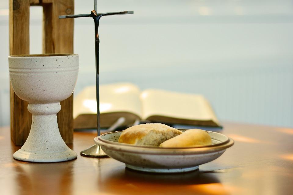 Gambar: perjamuan kudus