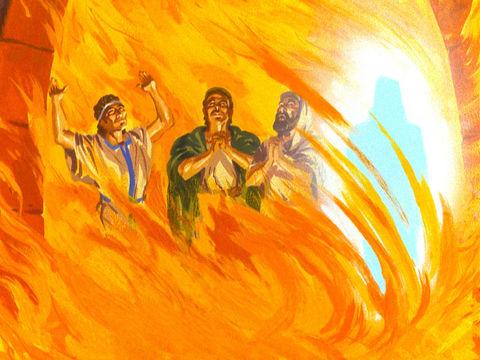 Sadrakh, Mesakh, dan Abednego