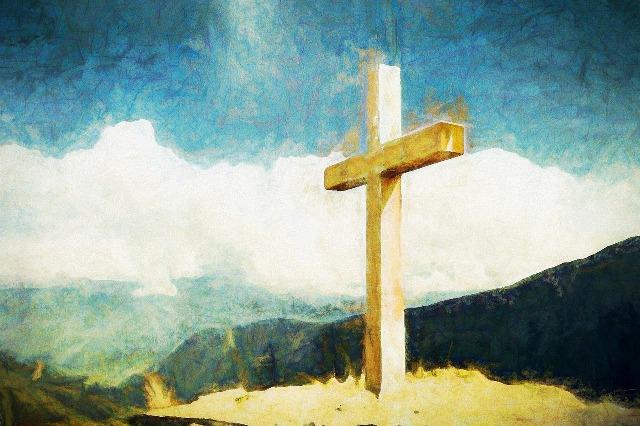 Gambar: salib