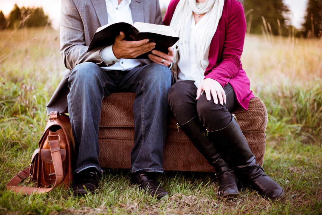 Gambar: Alkitab Pacaran