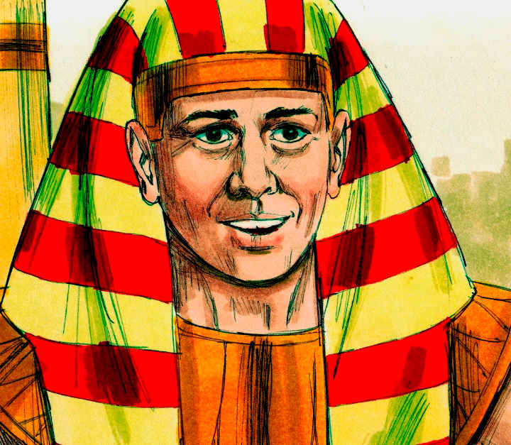 Gambar: Joseph is Governor