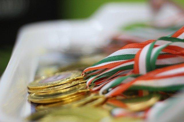 Gambar: Medali Emas