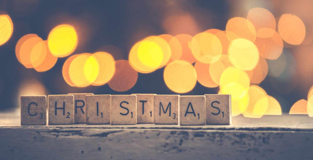 Gambar: Scrabbles Christmas