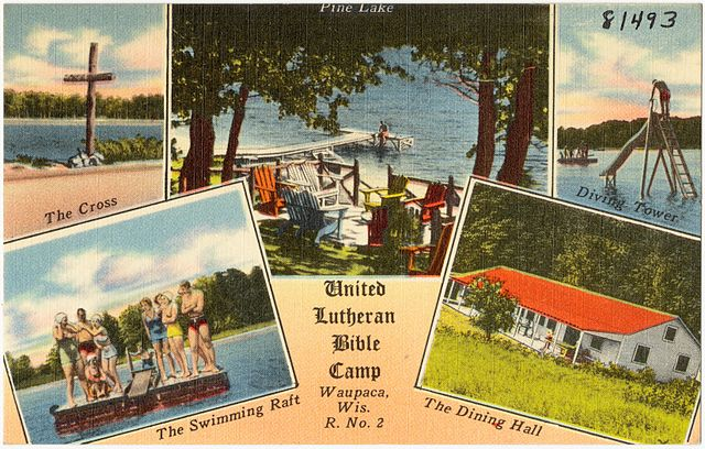 Gambar: United Lutheran Bible Camp