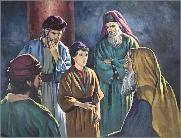 Gambar: Young Jesus