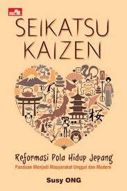 Gambar: Buku Seikatsu Kaizen