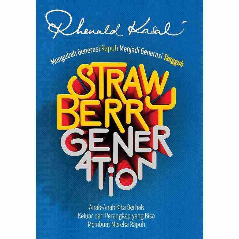 Gambar: Buku Strawberry Generation