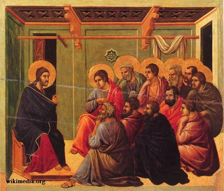 Tuhan Yesus Pemberi Roh Kudus