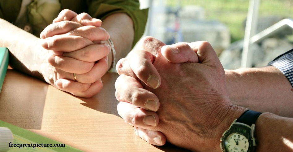 Berdoa syafaat