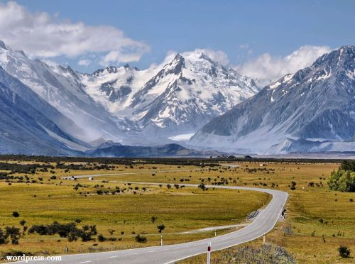Allah gunung dan jalanan