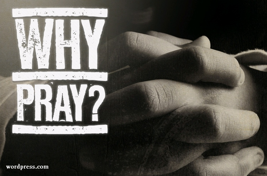 Mengapa berdoa