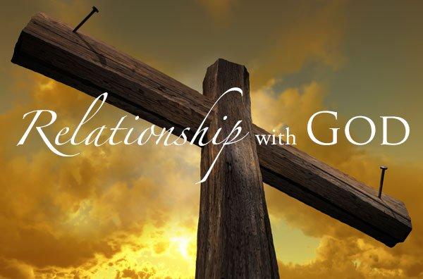 Gambar: Relasi dengan Allah