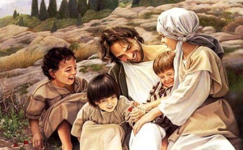 Yesus dan anak