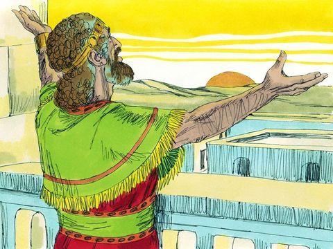 Penyembahan Daud