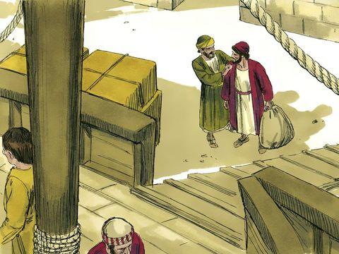 Timotius dan Paulus
